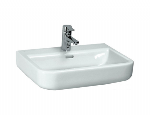 Laufen (Model 810673) Wash Basin With 1 Tap Hole - 60 x 45 cm